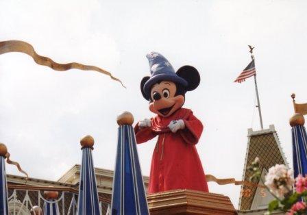 2000 オーランド旅行記 家族3人 フロリダ・オーランドのテーマ・パークで遊びまくりの9日間!