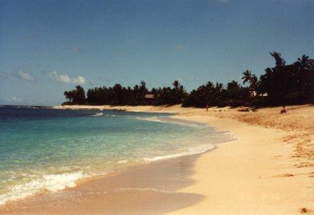1988 ハワイ旅行記 新婚時代のハワイ旅行 オアフ島一周